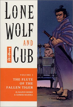 Lone Wolf and Cub: Flute of the Fallen Tiger Vol 3