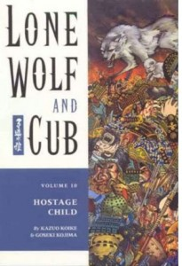 Lone Wolf and Cub: Hostage Child Vol 10