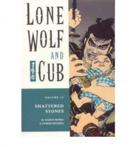 Lone Wolf and Cub: Shattered Stones Vol 12