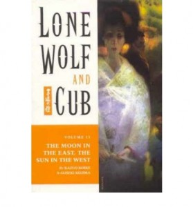 Lone Wolf and Cub: Moon in the East, the Sun in the West Vol 13