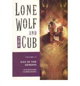 Lone Wolf and Cub: Day of the Demons Vol 14