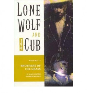 Lone Wolf and Cub: Brothers of the Grass Vol 15