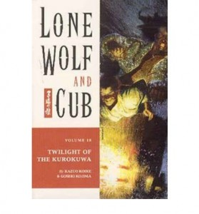 Lone Wolf and Cub: Twilight of the Kurokuwa Vol 18