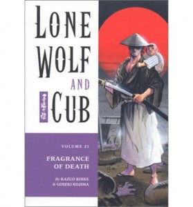 Lone Wolf and Cub: Fragrance of Death Vol 21