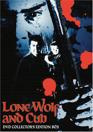 Lone Wolf and Cub Box-Set [DVD]