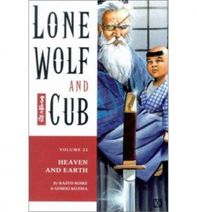 Lone Wolf and Cub: Heaven & Earth Vol 22