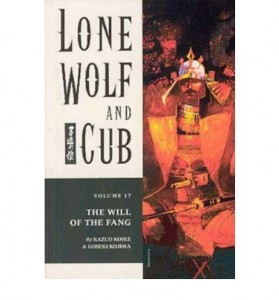 Lone Wolf and Cub: Will of the Fang Vol 17